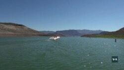 Найбільше водосховище США, на яке покладається 40 мільйонів людей, під загрозою Відео