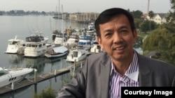 Ông David Dương, tổng giám đốc California Waste Solutions (Ảnh: Bùi Văn Phú)