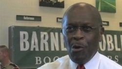 Black Conservative Herman Cain Surges in Presidential Campaign Polls