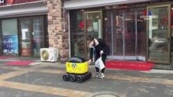 Չինաստանում կորոնավիրուսի համաճարակով պայմանավորված՝ աճում է առաքման ռոբոտների պահանջարկը