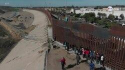 Inmigrantes deberán esperar en México