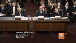 Киссинджер, Шульц и Олбрайт поучаствовали в слушаниях в Конгрессе