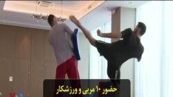 حضور ۱۰ مربی و ورزشکار ایرانی در مسابقات گزینشی المپیک در صوفیه؛ گزارش علی عمادی