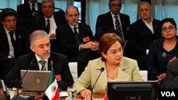 Espinosa señaló que México estará dispuesto a acudir en auxilio de aquellas personas que se encuentran en una situación difícil.
