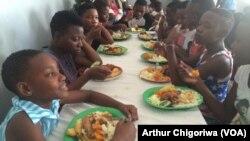 Chinhoyi orphans