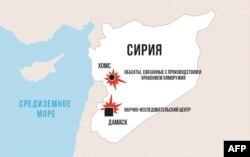 Атака США, Великобритании и Франции на сирийские объекты