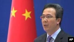 Ministro chinês dos Negócios Estrangeiros, Yang Jiechi