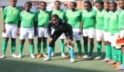 Report on Zimbabwe Sport Filed By Michael Kariati