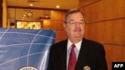 Ông Herb Cochran, Giám đốc Ðiều hành AmCham Vietnam tại TPHCM