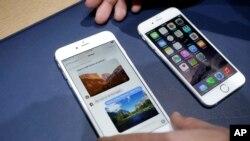 Las acciones de Apple en Wall Street subieron alentadas por los comentarios de la compañía.