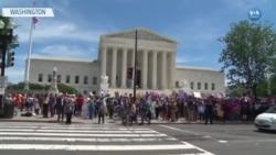 Kürtaj Hakkını Savunanlardan Amerika Genelinde Gösteriler