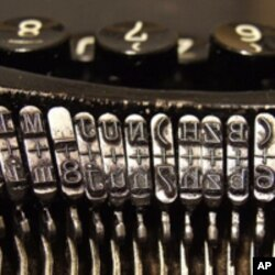 Grossman says typewriting allowed people to process their thoughts and preserve drafts of their work
