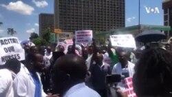 Zimbabwe Doctors' Strike Paralyzing State Hospitals