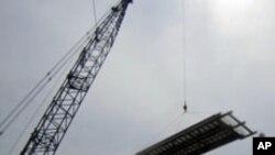 日本福島核電站的重建工作