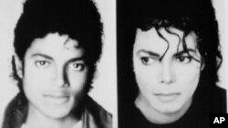 Michael Jackson en 1983 y 1987. Parte de la serie de fotografías 'Michael Jackson through the years' de The Associated Press.