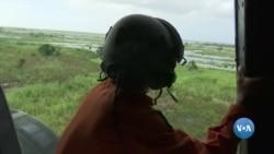 Ajuda humanitária vai chegando a Moçambique