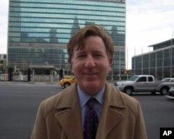 外交政策杂志兼华盛顿邮报驻联合国记者林奇