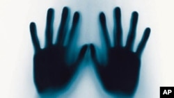 人口贩运(资料照片)。