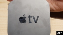 Apple TV: очень умный телевизор