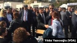CHP Sağlık Komisyonu üyesi hekim kökenli milletvekilleri Adli Tıp Kurumu'na giderek hem ailelerle görüştü hem de yetkililerden bilgi aldılar