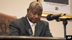 Presiden Uganda Yoweri Museveni telah berkuasa sejak 1986 (foto: dok).