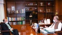 巴基斯坦與塔利班討論阿富汗參加中巴經濟走廊問題