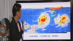 強颱風巨爵或襲擊菲律賓