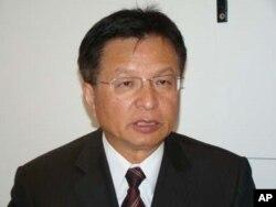 台灣經濟部政務次長林聖忠
