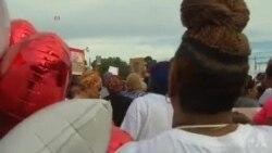 Manifestation après une bavure policière en Louisiane (vidéo)