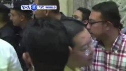 VOA60 DUNIYA: An Yanke Hukunci akan Anwar Ibrahim, Fabrairu 10, 2015
