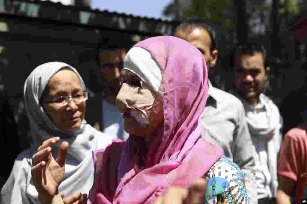 زنان و کودکان نیز در میان کشته و زخمی شدگان این رویداد شامل اند