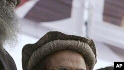 """为捉拿伊斯兰武装组织""""虔诚军""""创始人哈菲兹·穆罕默德·萨伊德(2010年2月5号资料照)"""