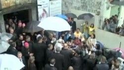 Visita del Papa Francisco a Rio de Janeiro.