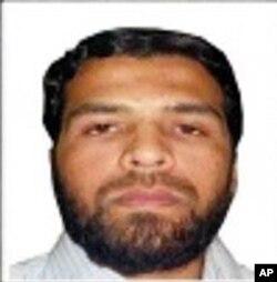 사우디아라비아 제다에 있는 미국 영사관 인근에서 자살폭탄을 터뜨린 범인으로 지목된 압둘라 칼자르 칸의 사진.