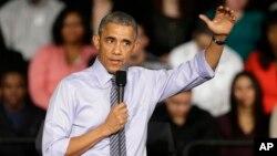 امریکہ کے صدر براک اوباما