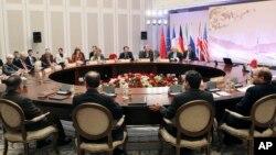 Переговоры в Алма-Ате. 26 февраля 2013г.