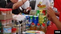 Venezuela utilizó una tasa más alta de $2,6 bolívares por dólar para ciertos artículos de importación, incluidos alimentos y medicinas.
