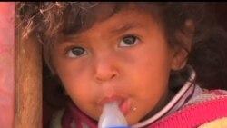 """2013-03-13 美國之音視頻新聞: 救援組織稱敘利亞兒童成為""""被遺忘的受害者"""""""