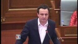 Kosovë: Shpërndahet parlamenti