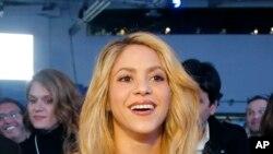 Top Ten Americano: Novidades de Shakira