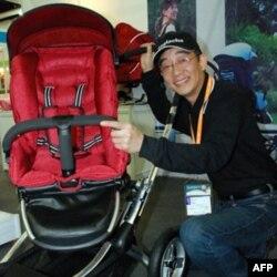 台湾研发、大陆设厂的婴儿车生产商李从道