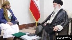 به تازگی محمد عبدالسلام سخنگوی گروه شورشی حوثی در تهران با خامنه ای دیدار کرد. آمریکا می گوید ایران با حمایت از گروه های شورشی، خاورمیانه رابی ثبات کرده است.