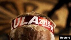 Apoiante de Lula para 2018