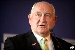 Tarım Bakanı Sonny Perdue