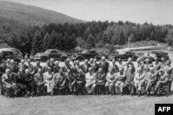 Bretton-Vuds konferensiyasi, 1944 yilning iyul oyi