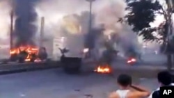 Suriyada zo'ravonliklar kuchaymoqda