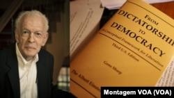 Gene Sharp, autor de Da Ditadura à Democracia