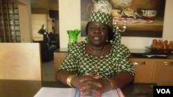 Luísa Diogo, ex-primeira-ministra de Moçambique
