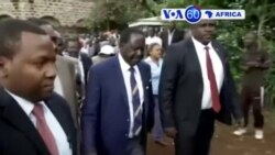 Manchetes Africanas 31 Outubro 2017: Presidente liberiana Sirlaf acusada de interferência eleitoral