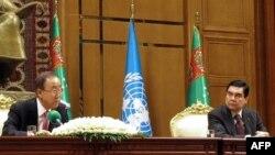 Ashgabat, 12-iyun, 2015